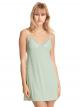 Lace V-Neck Cami Slip Dress