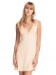Lace High Apex  Slip Dress