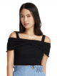 Off-the Shoulder Cami Top