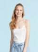 GOOD TIMES Cropped Cami Top